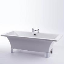 Modern Freestanding Bath