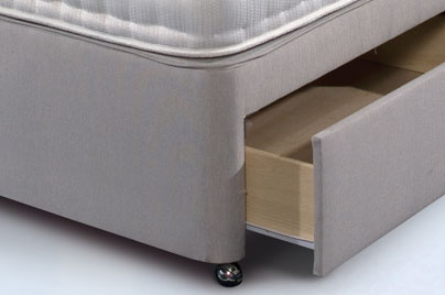two Drawer Bed Base