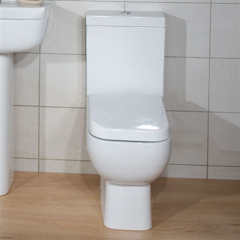 Maurina Small Toilet