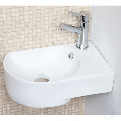 Corner Basin : The Albury corner basin is typical of most modern versions which allow ...