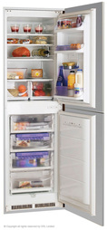 Integrated Hotpoint Fridge Freezer
