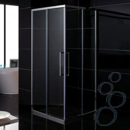 Cascade Square Shower Cubicle
