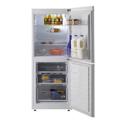 freestanding fridge freezer