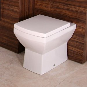 Modern Back to Wall Toilet